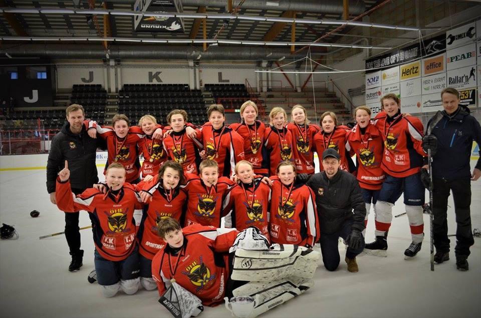 Hockey i Kiruna