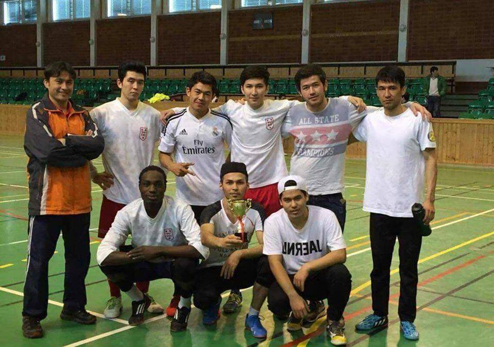 Futsalturnering i Kalix
